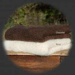 Plaid tricoté