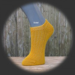 """Mohair socks """"invisibles"""""""